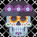 Dia De Los Muertos Icon