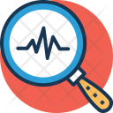 Diagnosis Medical Investigation Icon