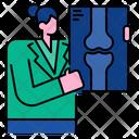 Diagnosis Doctor Hospital Icon