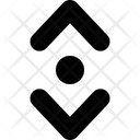Diagonal Move Resize Icon