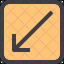 Diagonal Arrow Icon