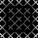 Diagonal Arrow Ui Interface Icon