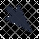 Diagonal cursor Icon