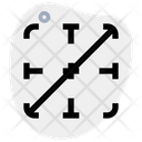 Diagonal Up Border Icon
