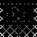 Diagram Blueprint Chart Icon