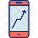 Diagram Mobile Statistics Icon