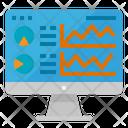 Data Tranfer Computer Icon