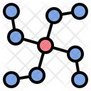 Star Diagram Pattern Icon