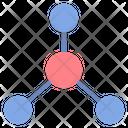 Pattern Circle Atom Icon