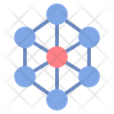 Diagram Pattern Circle Icon