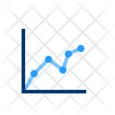 Diagram Business Growth Icon