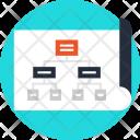 Diagram Flowchart Management Icon