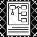 Diagram Description Bpmn Icon