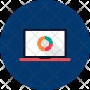 Diagram Laptop Icon