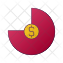 Diagram Dollar Statistics Icon