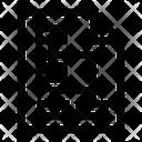 Diagram File Icon