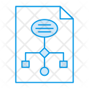 File Document Diagram Icon