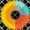 Diagram Pie Pei Chart Analysis Icon