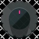 Dial Music Equipment Icon