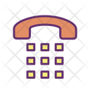 Dial Number Icon