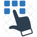Dial Pad Cursor Icon