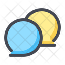 Dialog Chat Bubble Icon