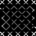 Dialog Box Popup Icon