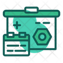Dialy Maintenance Icon