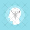 Diamond Shine Thinking Icon