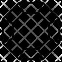 Diamond Stone Crystal Icon