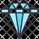Diamond Jewellery Costly Icon
