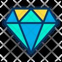 Gem Gemtone Sjewel Icon