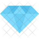Diamond Gem Jewel Icon