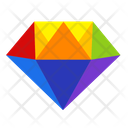 Diamond Gem Precious Icon
