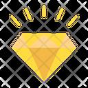 Crystal Gem Gemstone Icon