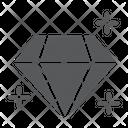 Diamond Jewelry Accessory Icon