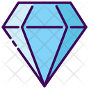 Diamond Gem Jewelry Icon