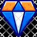 Diamond Dollar Money Icon