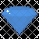 Diamond Crystal Gem Icon
