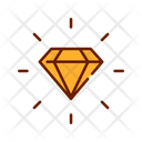 Diamond Stone Rubby Icon