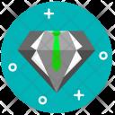 Diamond Ruby Ring Icon