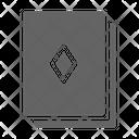 Diamond Playing Card Icon