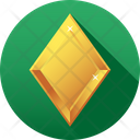 Diamond Gemstone Rhombus Icon