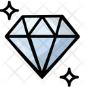 Diamond Love Romance Icon