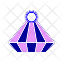 Diamond Crystal Jewel Icon