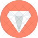 Diamond Jewelery Costly Icon