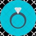 Diamond Ring Gem Icon