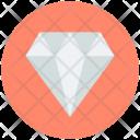 Diamond Crystal Shine Icon
