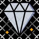 Diamond Jewelry Gem Icon