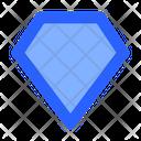 Diamond Vip Expensive Icon
